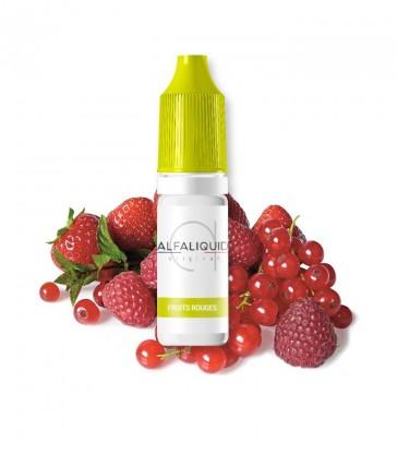 E-LIQUIDE ALFALIQUIDE 10ml FRUITS ROUGES