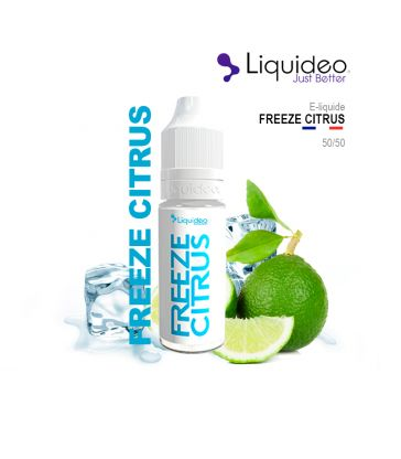 E-Liquide FREEZE CITRUS - Liquideo