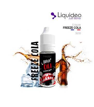 E-Liquide FREEZE COLA - Liquideo