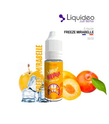 E-Liquide FREEZE MIRABELLE - Liquideo