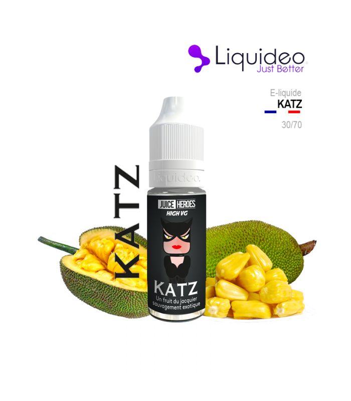 E-Liquide Jaquier Pomme Jaque KATZ - Liquideo