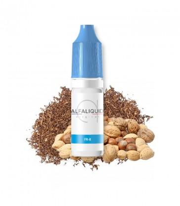 E-LIQUIDE ALFALIQUIDE 10ml FR-K Tabac Noix