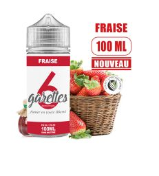 Eliquide FRAISE - VALEO 100 ML