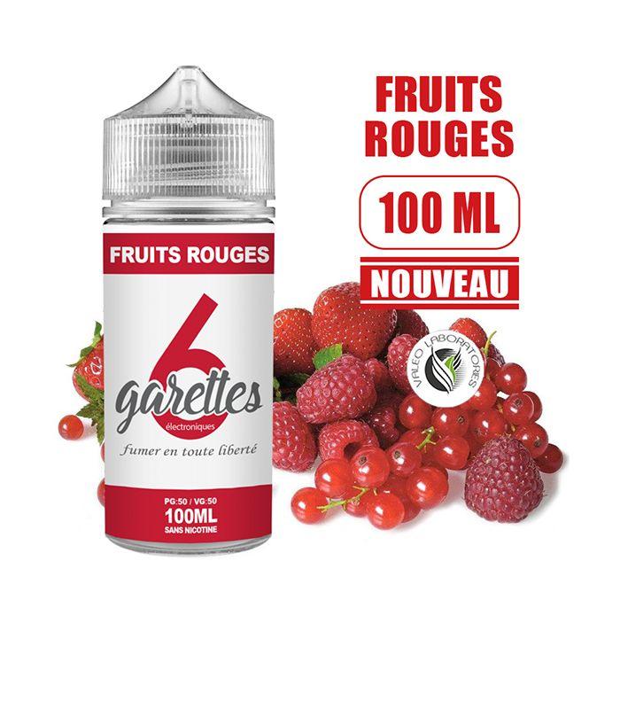 Eliquide FRUITS ROUGES - VALEO 100 ML