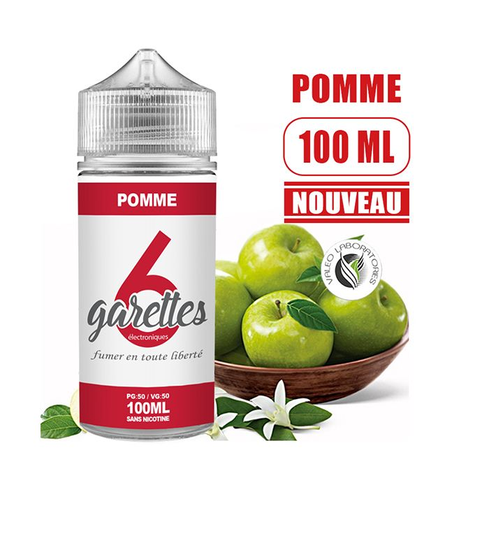 Eliquide POMME - VALEO 100 ML