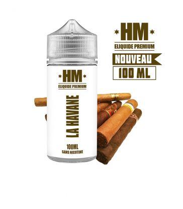Eliquide LA HAVANE - HM 100 ML