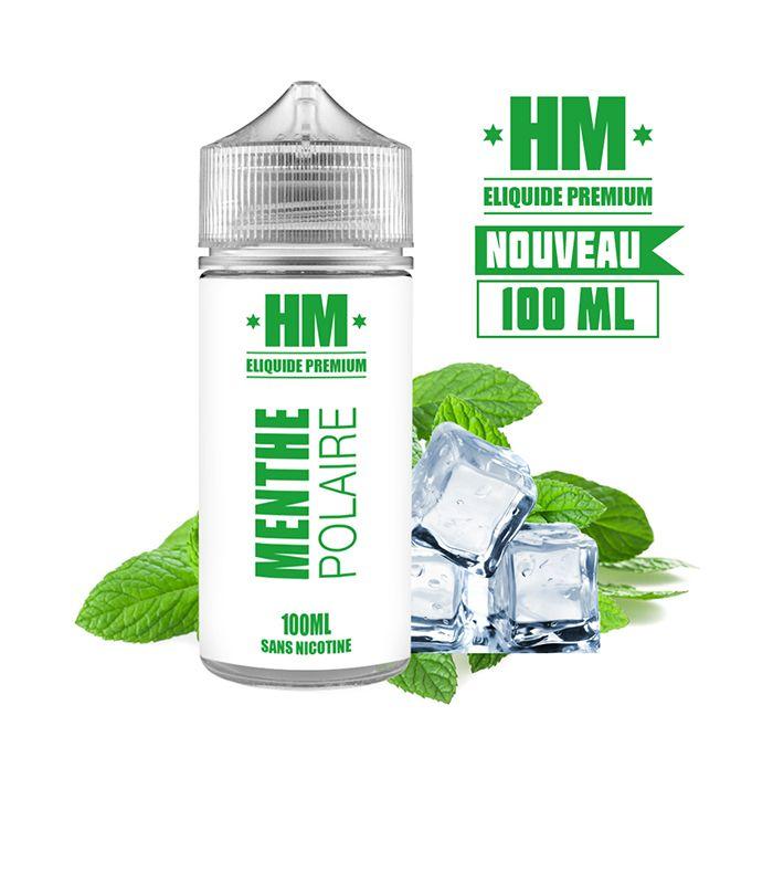 Eliquide MENTHE POLAIRE - HM 100 ML