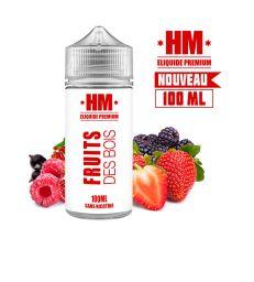 Eliquide FRUITS DES BOIS - HM 100 ML