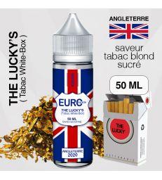 E-liquide ANGLETERRE 50 ml EUROLIQUIDE