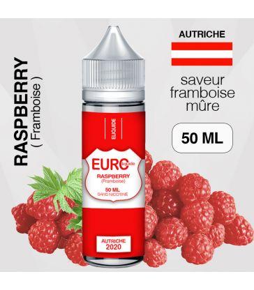 """E-liquide """" AUTRICHE """" 50 ML - EUROLIQUIDE"""