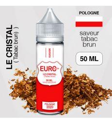 """E-liquide """" POLOGNE """" 50 ML - EUROLIQUIDE"""