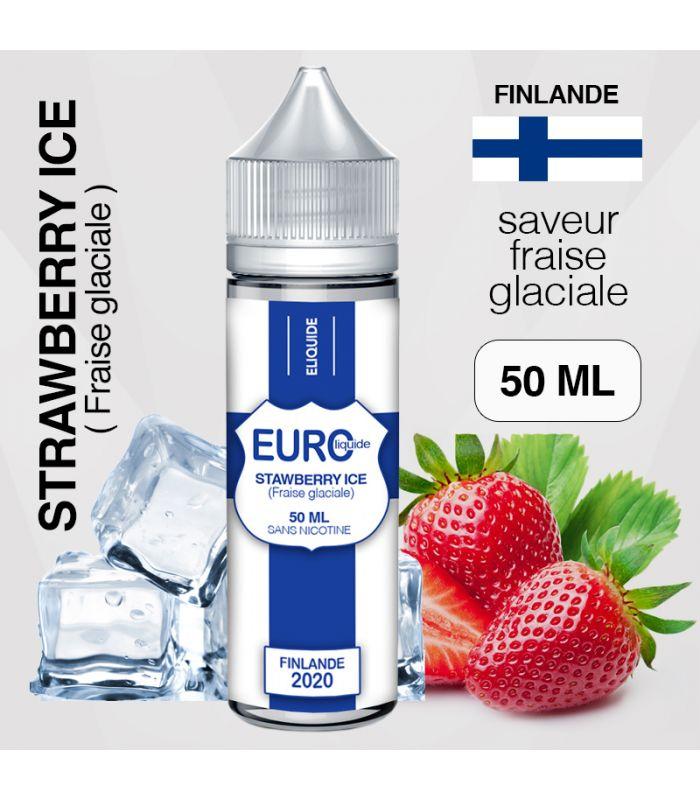 """E-liquide """" FINLANDE """" 50 ML - EUROLIQUIDE"""