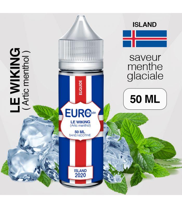 E-liquide ISLAND 50 ml EUROLIQUIDE