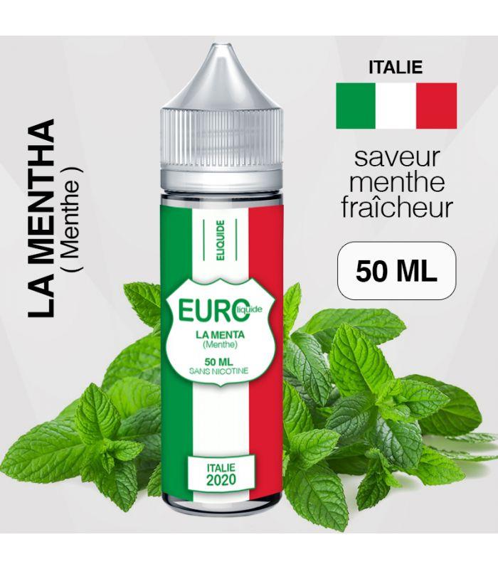 "E-liquide "" ITALIE "" 50 ML - EUROLIQUIDE"