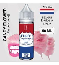 """E-liquide """" PAYS-BAS """" 50 ML - EUROLIQUIDE"""