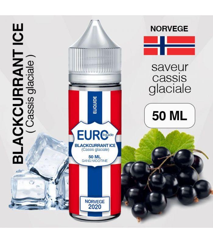 """E-liquide """" NORVEGE """" 50 ML - EUROLIQUIDE"""