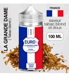 "E-liquide "" FRANCE "" 100 ML - EUROLIQUIDE"