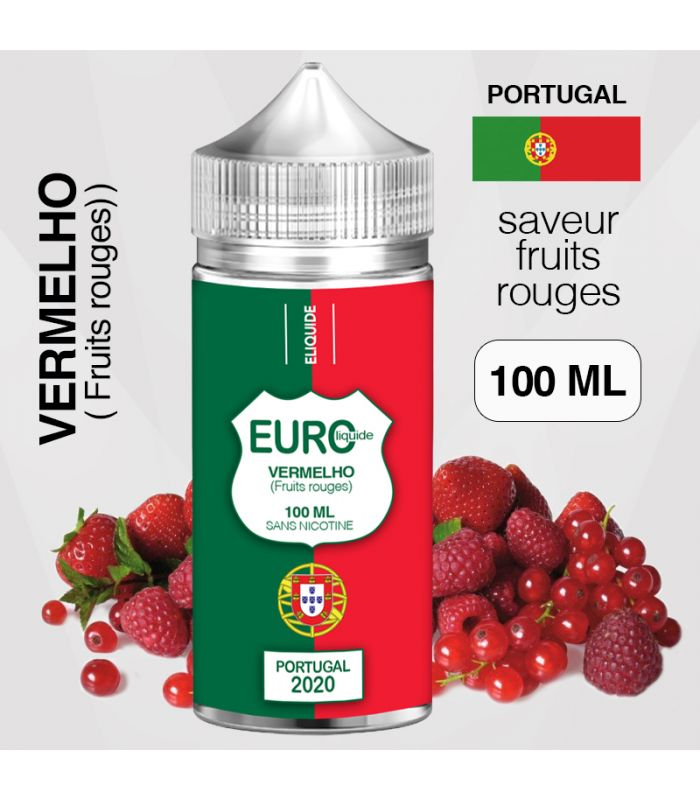 "E-liquide "" PORTUGAL "" 100 ML - EUROLIQUIDE"