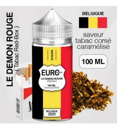 """E-liquide """" BELGIQUE """" 100 ML - EUROLIQUIDE"""