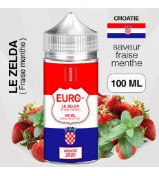 "E-liquide "" CROATIE "" 100 ML - EUROLIQUIDE"