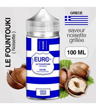 """E-liquide """" GRECE """" 100 ML - EUROLIQUIDE"""