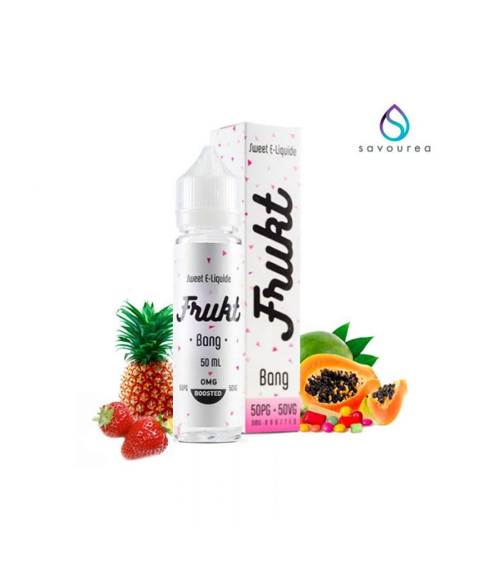 Eliquide Bang 50ml - Frukt