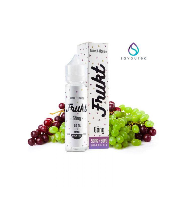 E-liquide GÄNG FRUKT Savourea 50 ml