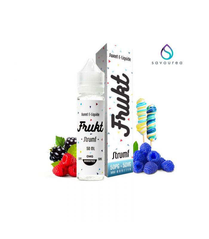 Eliquide Strumf 50ml - Frukt