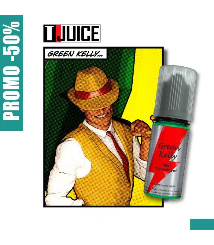 E-LIQUIDE GREEN KELLY - T JUICE