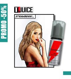E-LIQUIDE STRAWBERRI - T JUICE
