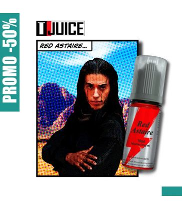 E-LIQUIDE RED ASTAIRE - T JUICE