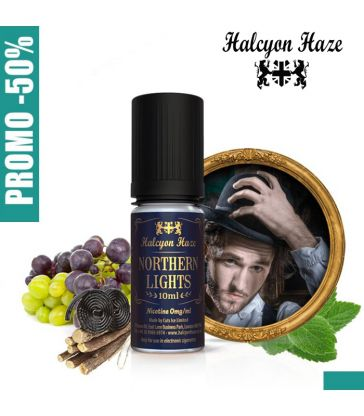 E-LIQUIDE NORTHERN LIGHTS 10ML - HALCYON HAZE