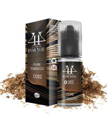E-liquide PURE TOBACCO - 4YOU