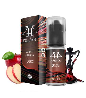 E-liquide APPLE SHISHA - 4YOU