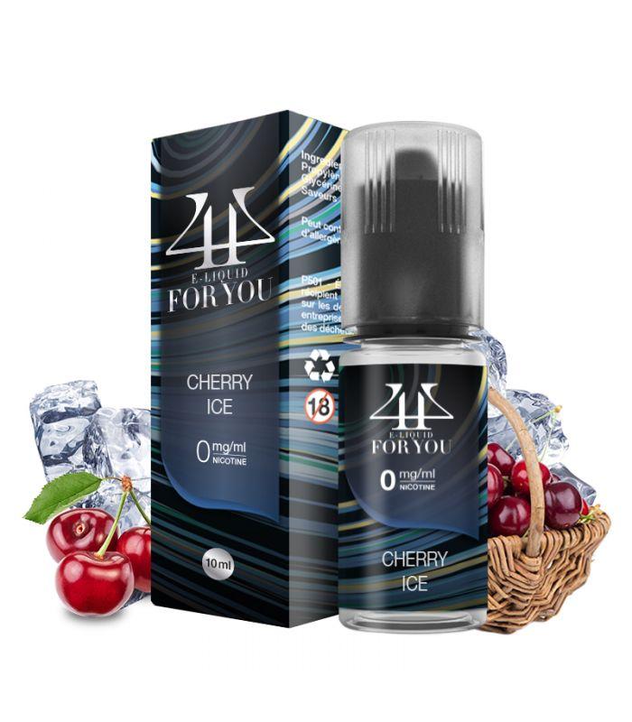 E-liquide CHERRY ICE - 4YOU