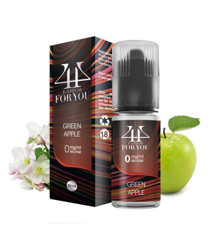 E-liquide GREEN APPLE - 4YOU