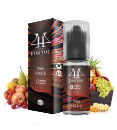 E-liquide goût Fruits Rouges - PINK FRUITS - 4YOU