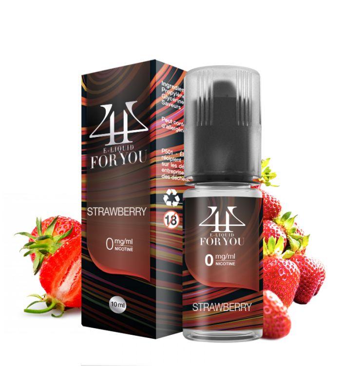 E-liquide STRAWBERRY - 4YOU