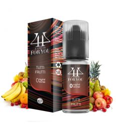 E-liquide salade de fruits - Tutti frutti - 4YOU