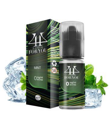 E-liquide MINT - 4YOU