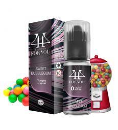 E-liquide Chewing-Gum - SWEET BUBBLEGUM 4YOU