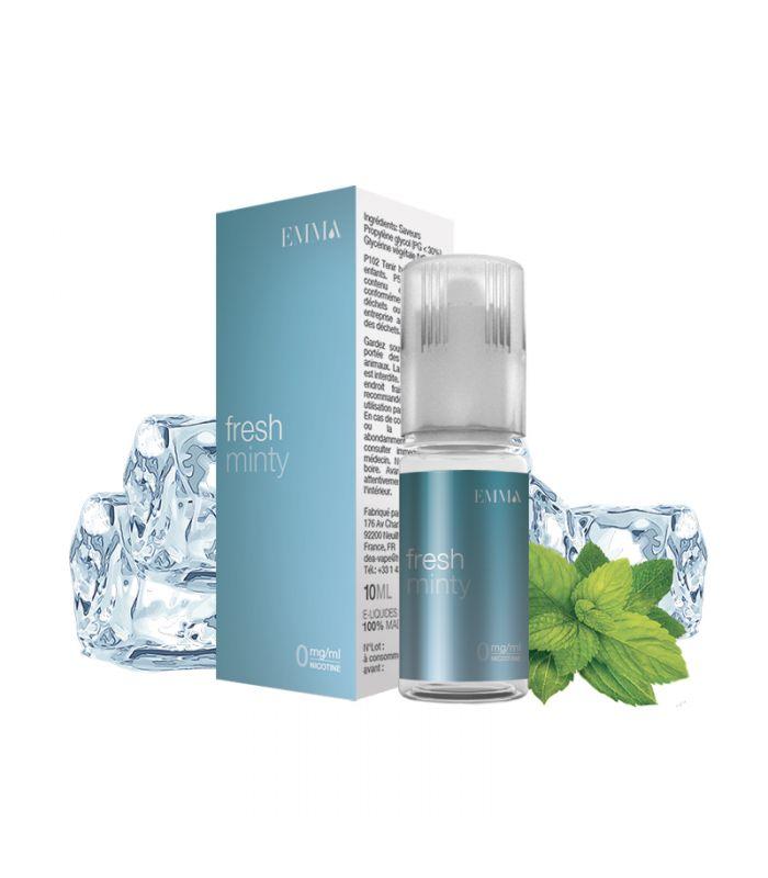 E-liquide Menthe Glaciale | FRESH MINTY - EMMA