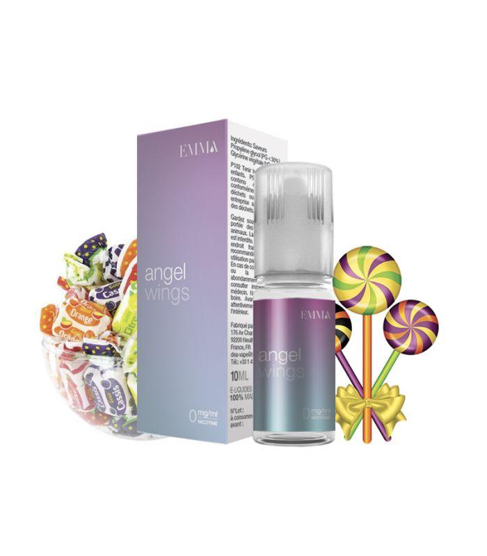 E-liquide bonbons acidulés ANGEL WINGS - EMMA