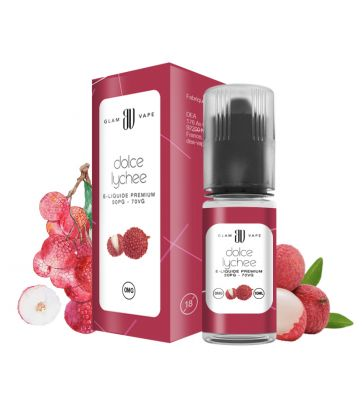 E-liquide Litchi DOLCE LYCHEE - GLAM VAPE