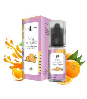 E-liquide FIZZY ORANGELLA - GLAM VAPE