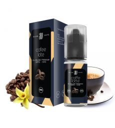 E-liquide COFFEE LATTE - GLAM VAPE - café latte