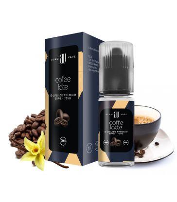 E-liquide COFFE LATTE - GLAM VAPE
