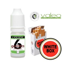 E-LIQUIDE WHITE-BOX  - VALEO