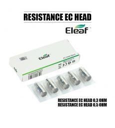 RESISTANCE EC HEAD - ELEAF