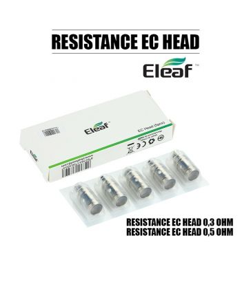 RESISTANCE EC HEAD - ELEAF